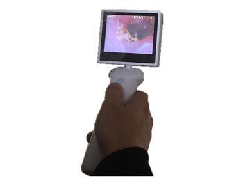 Видеокамера камеры ЭНТ объема 3,5 цифров экрана ЛКД дюйма ЭНТ для горла носа уха с батареей лития