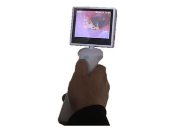 Камера видео- Отоскопе 3,5 цифров экрана ЛКД дюйма ЭНТ для горла носа уха с батареей лития